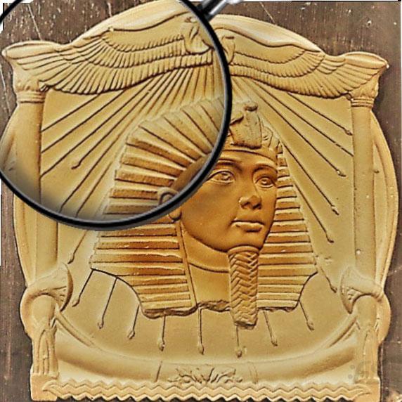 Gipsovoe panno Faraono